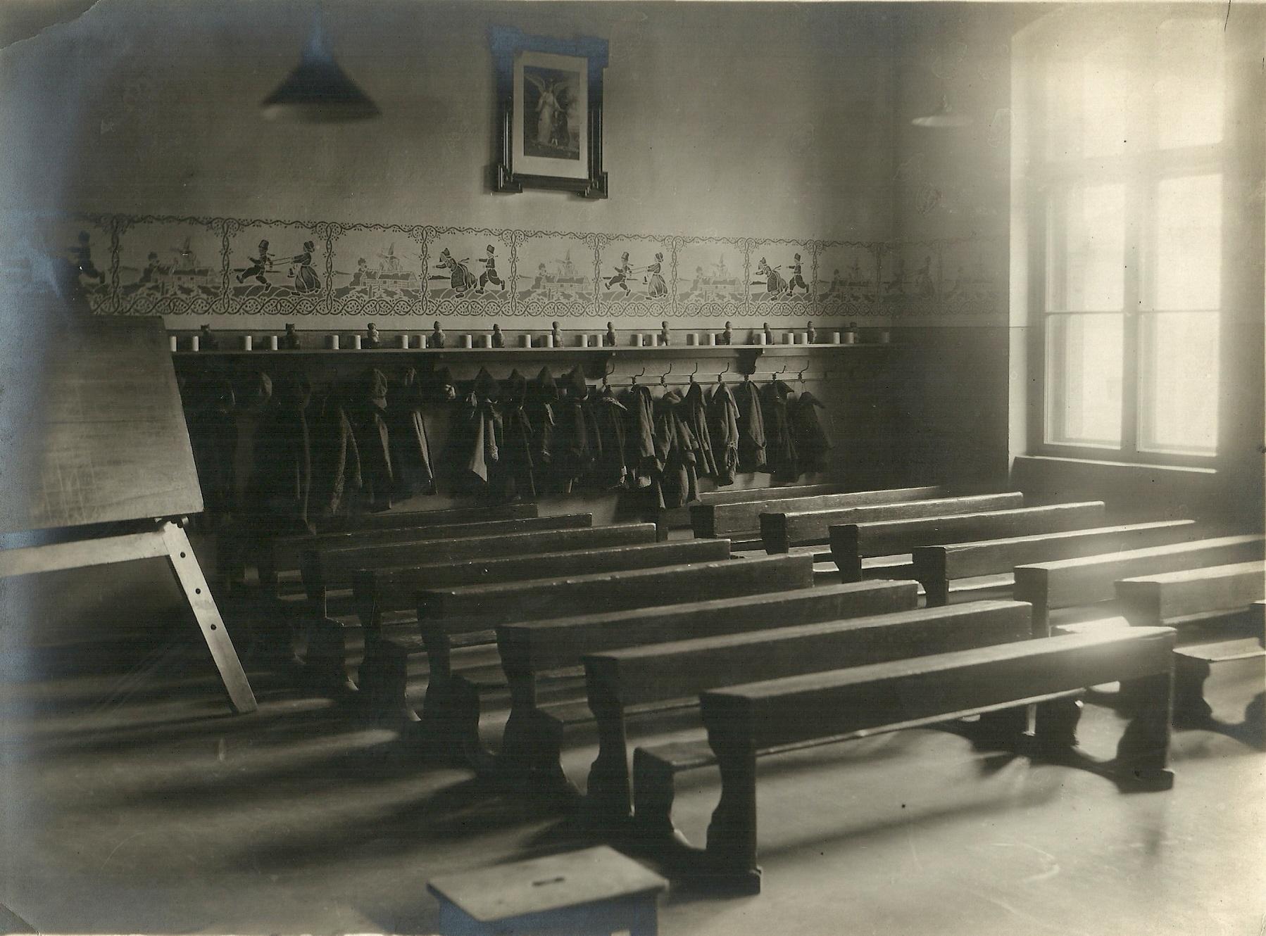 Sierociniec św. Józefa - szkółka