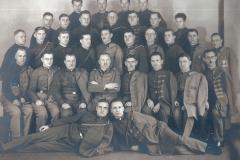 Chór Sokoli gniazda Królewskiej Huty, 1933 r.