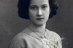 Kazimiera Spaltenstein, 1917 r.