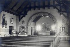 Sierociniec św. Józefa - Kapliczka