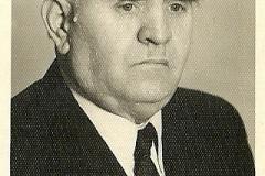 Wincenty Spaltenstein, 1957 r.