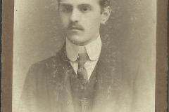 Wincenty Spaltenstein, 1909 -1913 r.